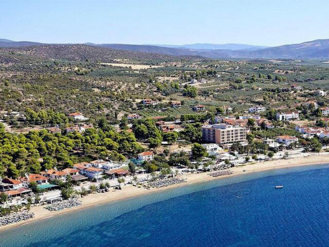 Psakoudia Beach Sithonia Halkidiki