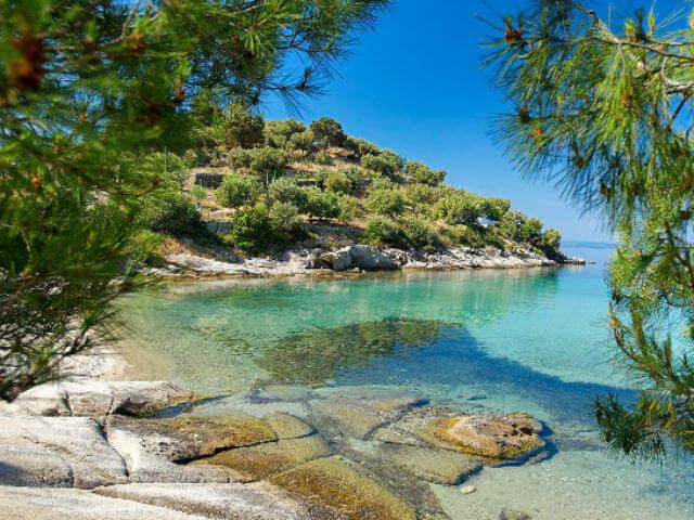 Spathies Beach Sithonia Halkidiki