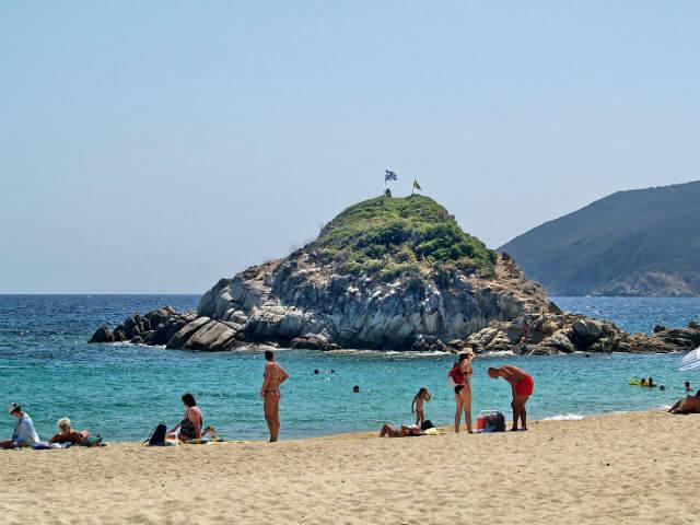 Sykia Beach Kassandra Halkidiki