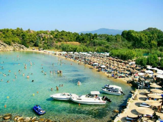 Talgo Beach Sithonia Halkidiki