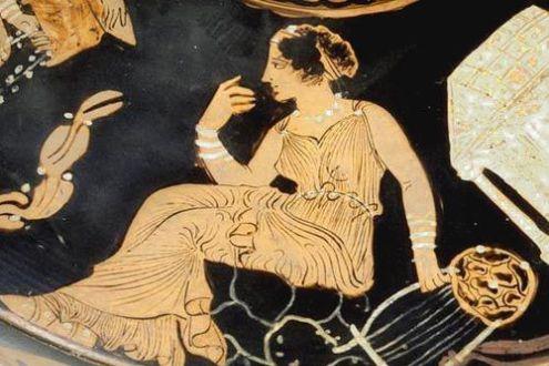 Muses - Μουσαι - Musa