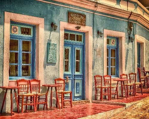 Island House Greece