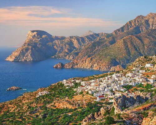 Panorama Greece Island