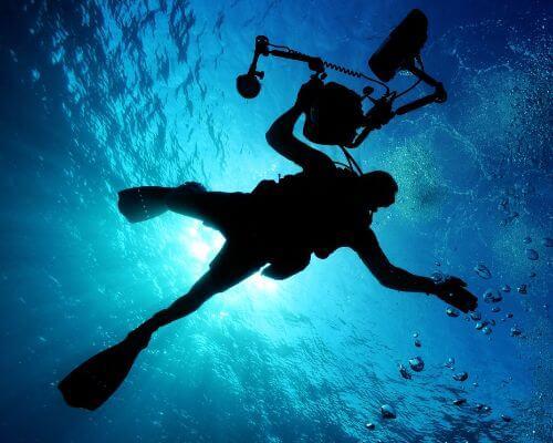 Diving Greece