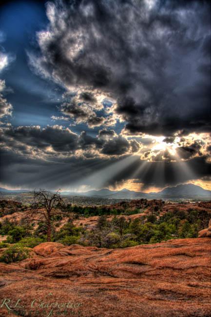 Point of Rocks RV Park in Prescott Arizona