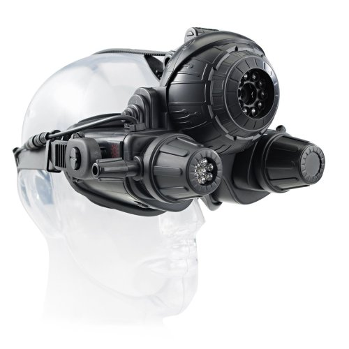The EyeClops Night Vision Infrared Stealth Goggles