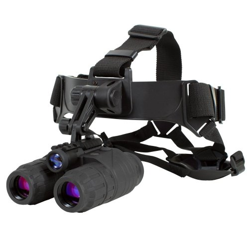 The Sightmark Ghost Hunter 1x24 Night Vision Goggle Binocular Kit