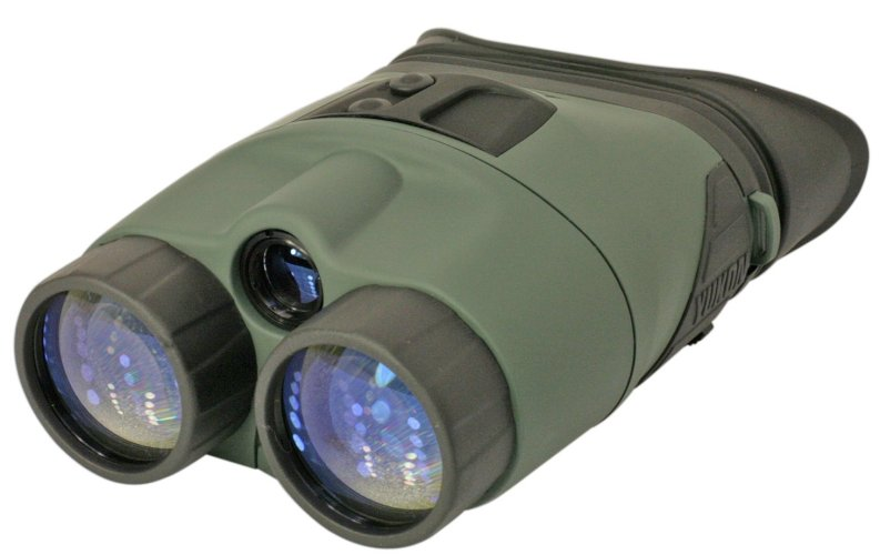 The Yukon Tracker 2X24 Night Vision Binocular