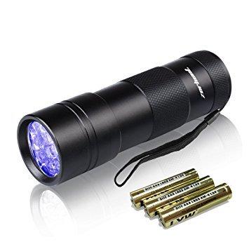 Zerhunt UV Flashlight 12