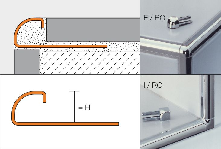 schluter systems profile d angle