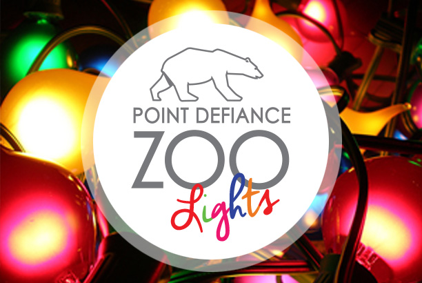Zoo Lights Point Defiance 2017
