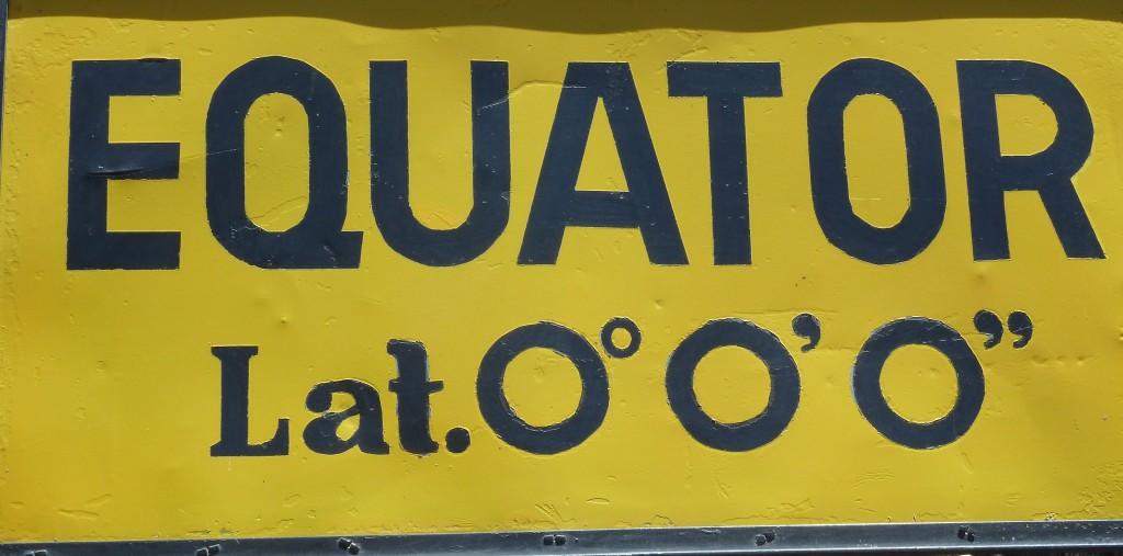 Mitad del Mundo, Ecuador, Middle of the World , Quito, Equator