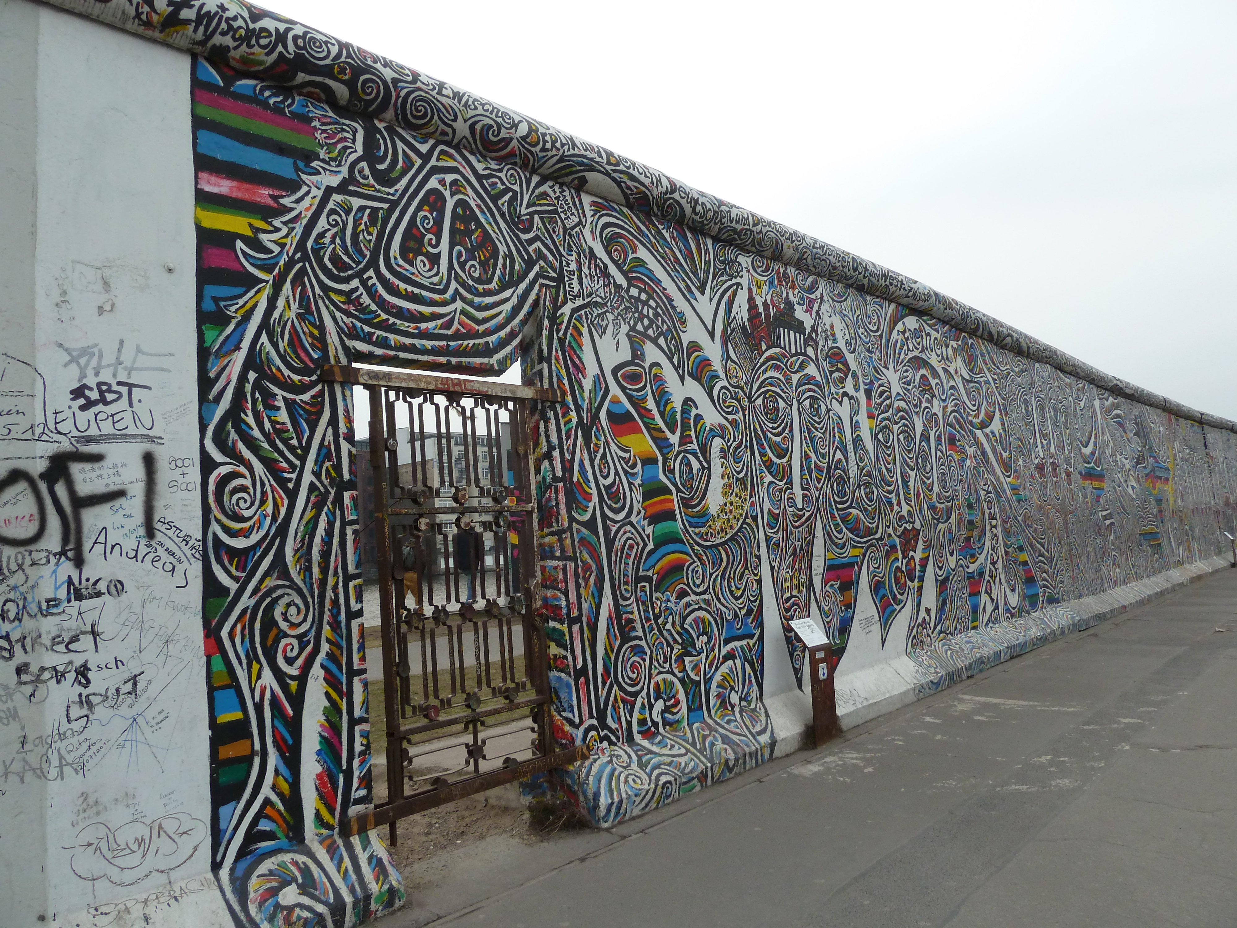 germany berlin wall cool places to visit places to on berlin wall id=27864