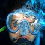 Distortions Under the Sea:  Scuba/snorkel the Cayman Islands