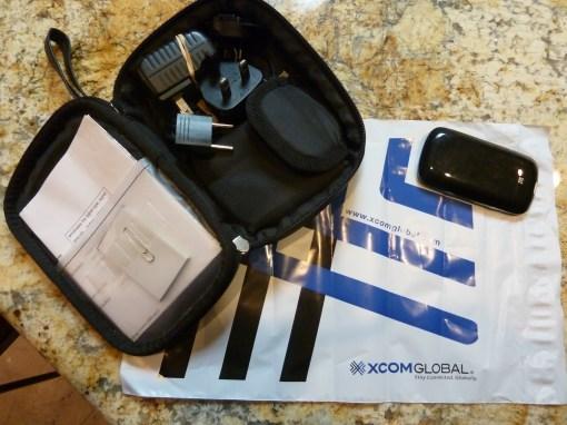 XCom Global Mifi device