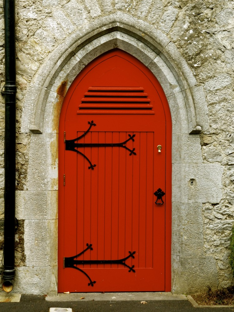 Red Door, Adare, Ireland