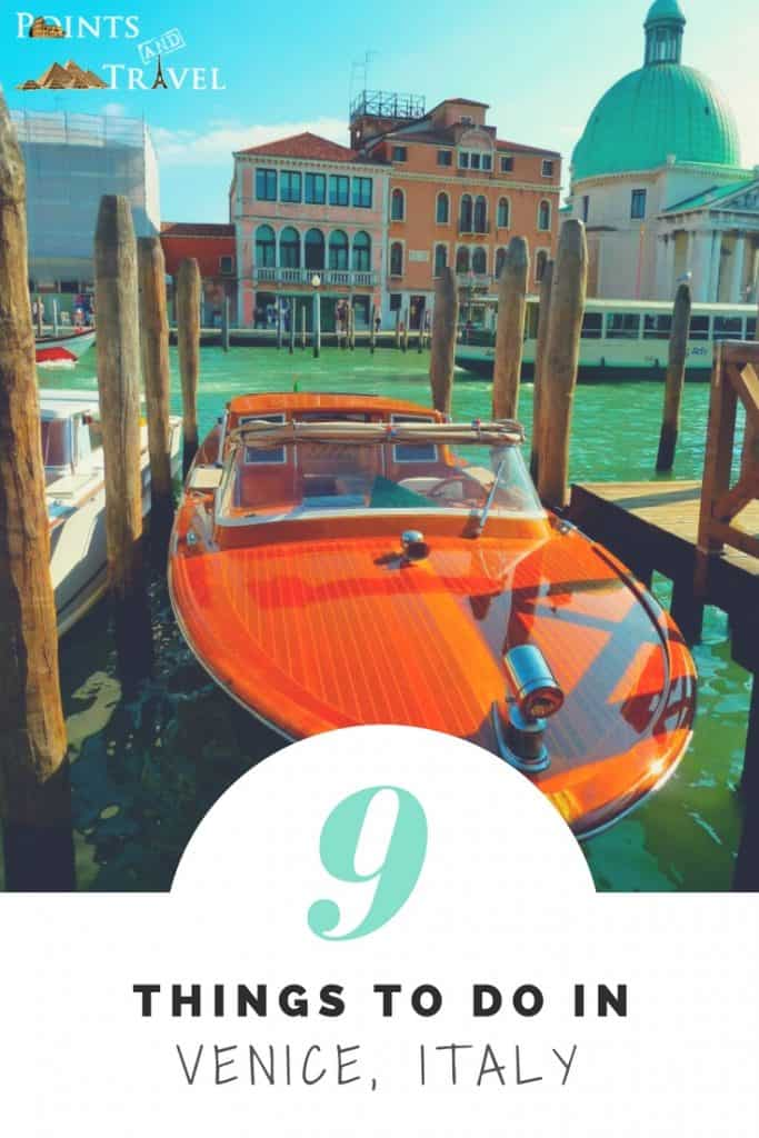 Venice attractions, Things to do in Venice Italy