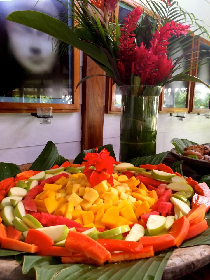 Blue Osa, Costa Rica Farm to Table Food