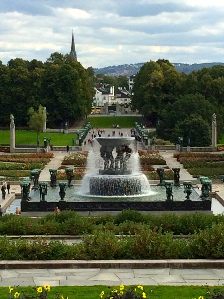 Vigeland Museum Park, Oslo, Norway