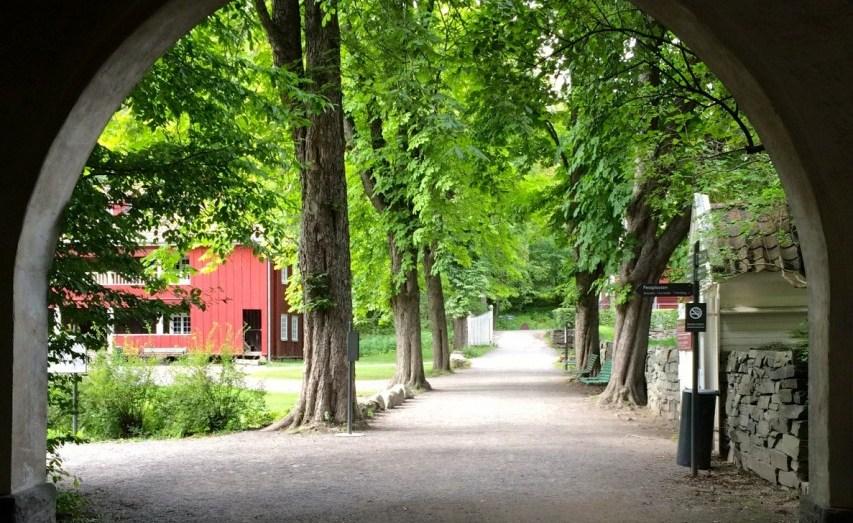 Norsk Folk Museum, Oslo, Norway