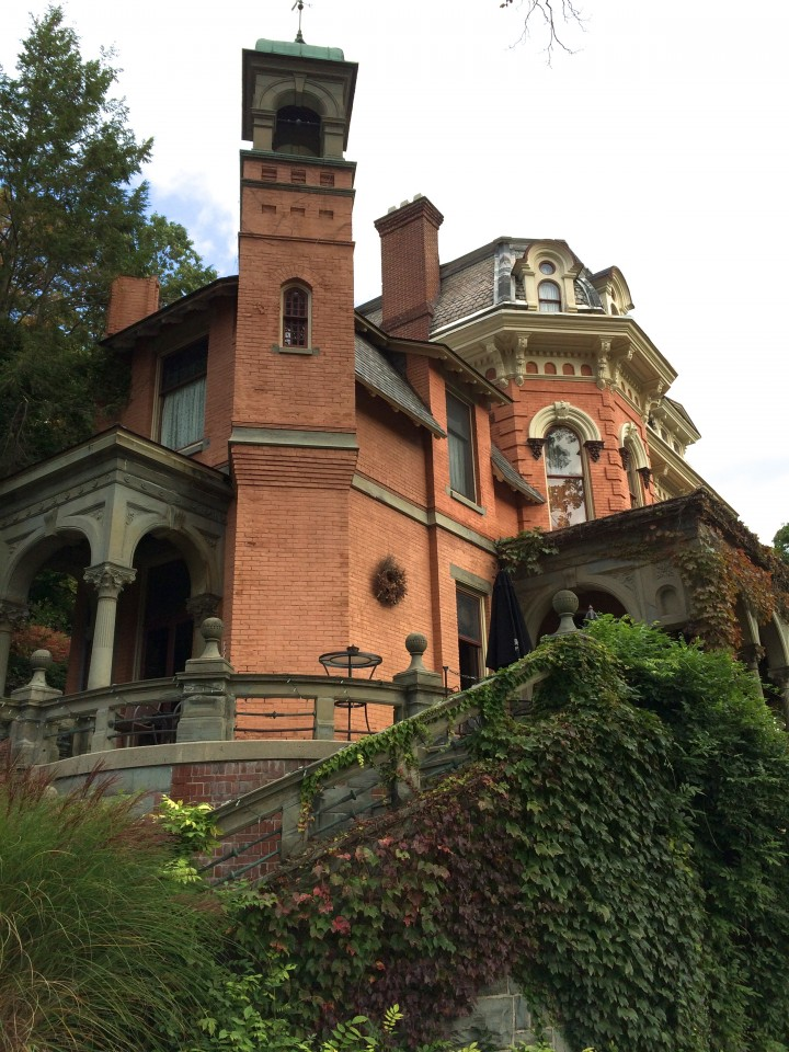 Asa Packard Mansion, Jim Thorpe, PA USA