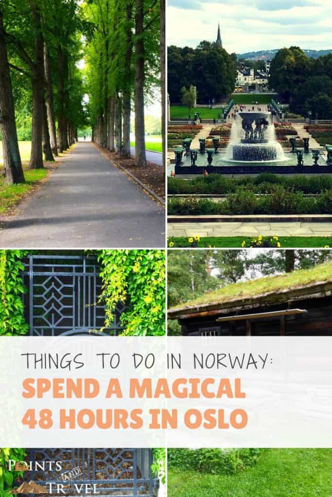 Things to do in Norway, Norway Tourist Attractions, one day in Oslo