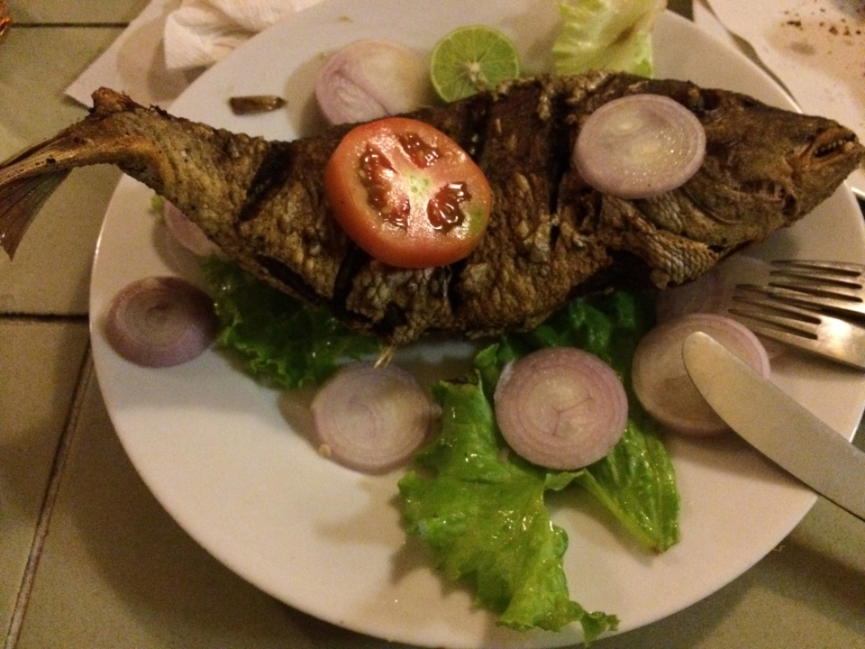 Local delicacies in Colombo Sri Lanka!
