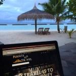 Pure Bliss:  Kurumba, Maldives