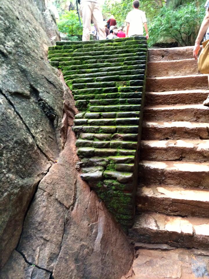 Sri Lanka's ancient city: Sigiriya