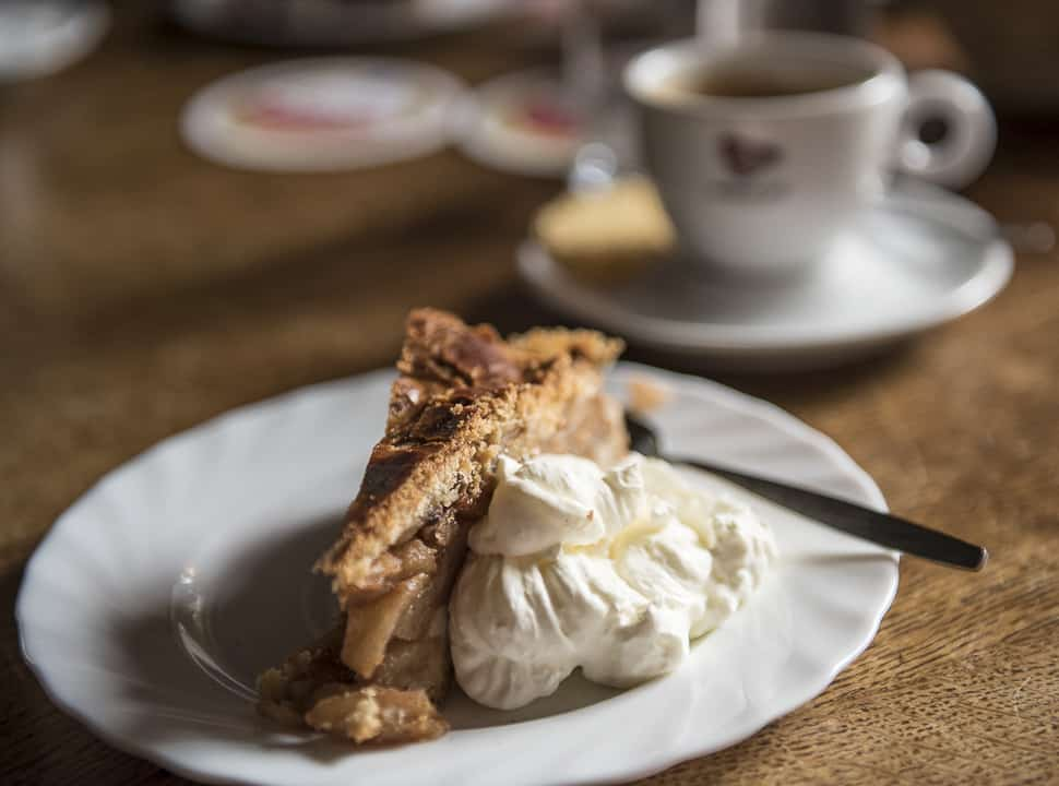 Apple Pie, Eating Amsterdam, danish food, dutch food