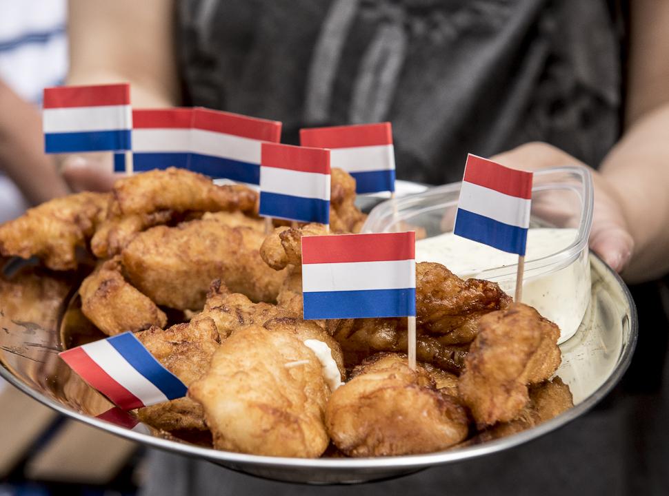 Cafe, Eating Amsterdam, dutch food, danish food, cod