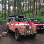 An Off-Road Experince in Bandung, Indonesia
