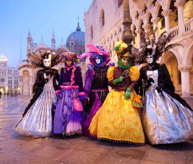 View Larger Image Come Along To See The Sights Of Carnival Of Venice Italy