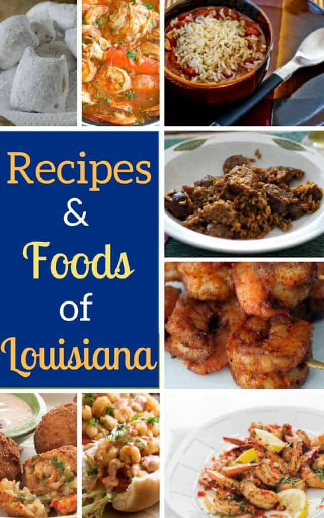The Ultimate Louisiana Foodie Guide: the best food in New Orleans, Lafayette and more. Here are the 15 best dishes you absolutely need to try in Louisiana. Gumbo, shrimp etouffee, jambalaya and so many more delicious dishes you can't miss when you visit the beautiful state of Louisiana #louisianafood #neworleansfood #neworleans #louisiana | Best food in Louisiana | Louisiana Dishes | What to eat in Louisiana | What to eat in New Orleans | New Orleans Food | #Louisiana #Food #Foodie