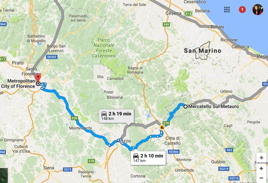 Italy Vacations - Make This Your Next Authentic Italian Vacation, Italy Map