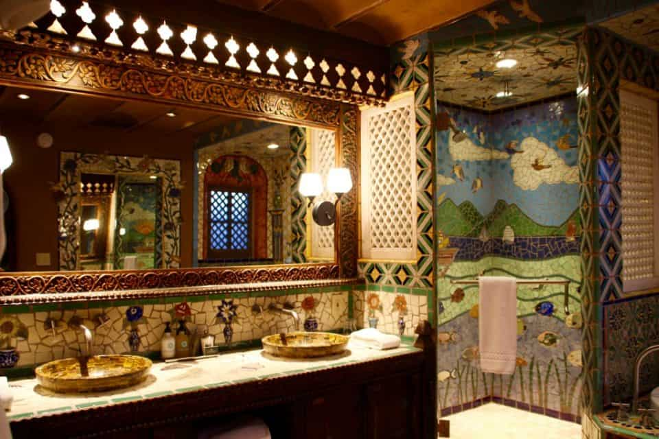 What a wonderful stay:The Inn of the 5 Graces, Inn of the Five Graces, Santa Fe, New Mexico