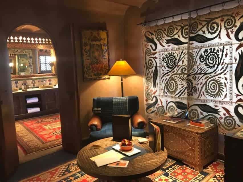 What a wonderful stay: The Inn of the 5 Graces, The Inn of the Five Graces, Santa Fe, New Mexico