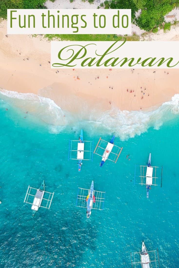 Things to do in Palawan, El Nido, Palawan Philippines