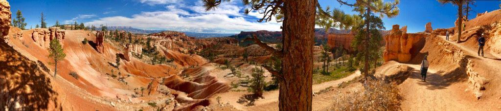 Bryce Canyon Hikes,Bryce Canyon Trails,Bryce Canyon Elevation