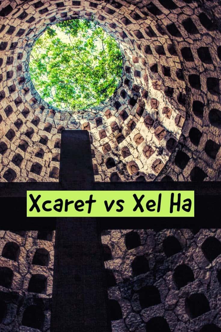 Xel ha vs. Xcaret, xel ha o xcaret, xel ha or Xcaret, xel ha Tulum, xel ha