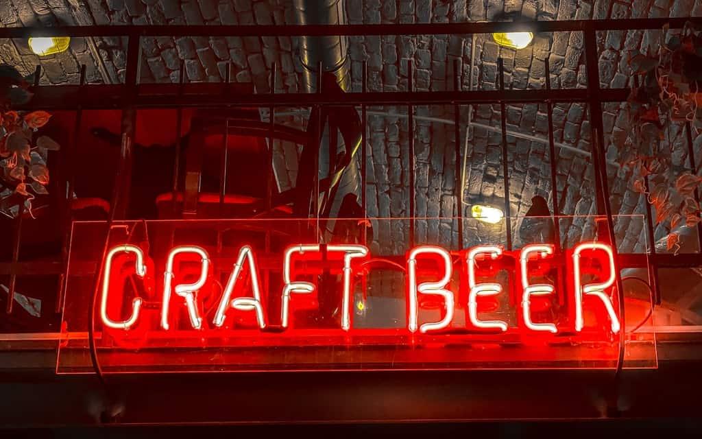 NYC's Craft Brew Scene, Craft Brew, Brewery