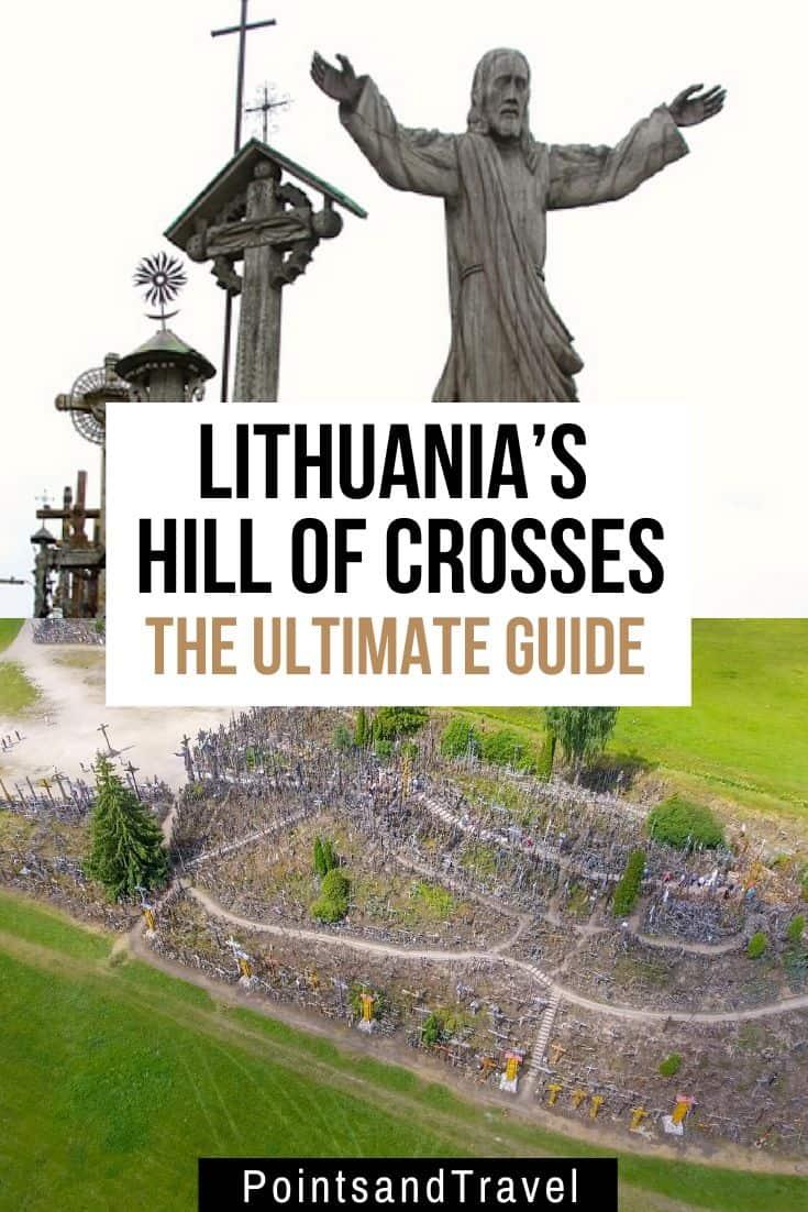 Lithuania Hill of Crosses, Lithuania, Hill of Crosses, #Lithuania #crosses