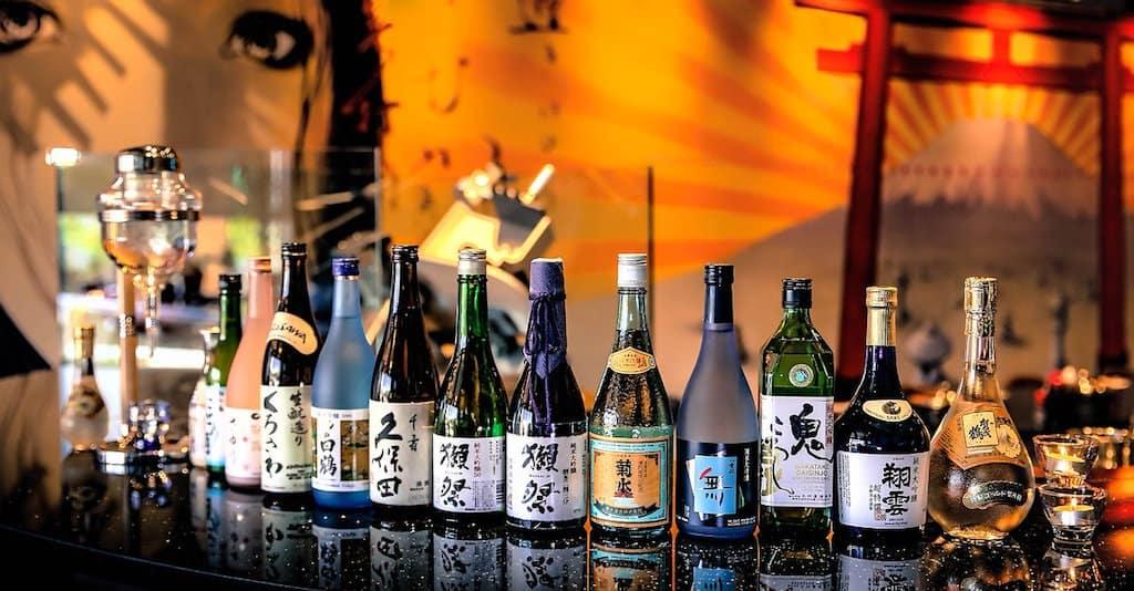 Japanese drinks, Japanese beverages, Japanese alcohol, #Japan #Drinks #Sake #Matcha