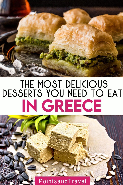 Greek desserts, desserts from Greece, Greece desserts, kataif, Greek pastry, Greek pastries