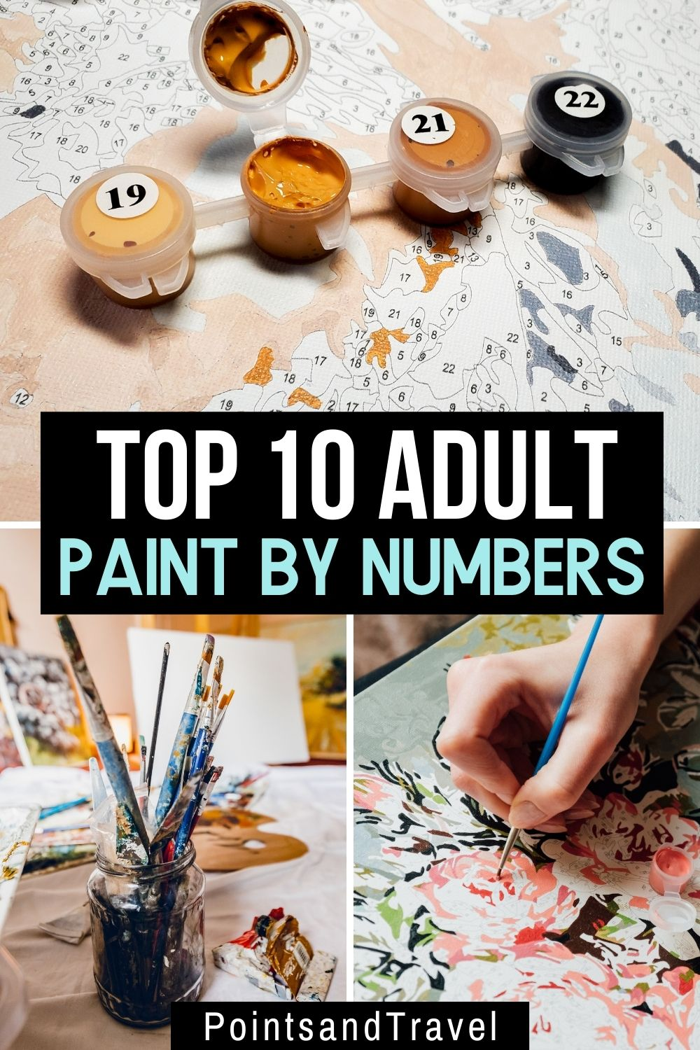 painting by numbers, paint by numbers, paint by numbers, paint by number, adult paint by number,  #paint