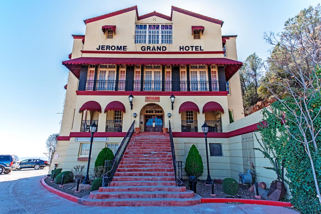 Jerome az, Jerome in Arizona, Jerome Arizona, Jerome AZ ghost town, ghost town Jerome Arizona, ghost town Jerome AZ, things to do in Jerome AZ, haunted hotel in Jerome, Jerome ghost tour, #Jerome
