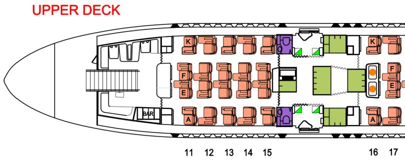Review: Qantas New Business Class Suite A380 - Points ...