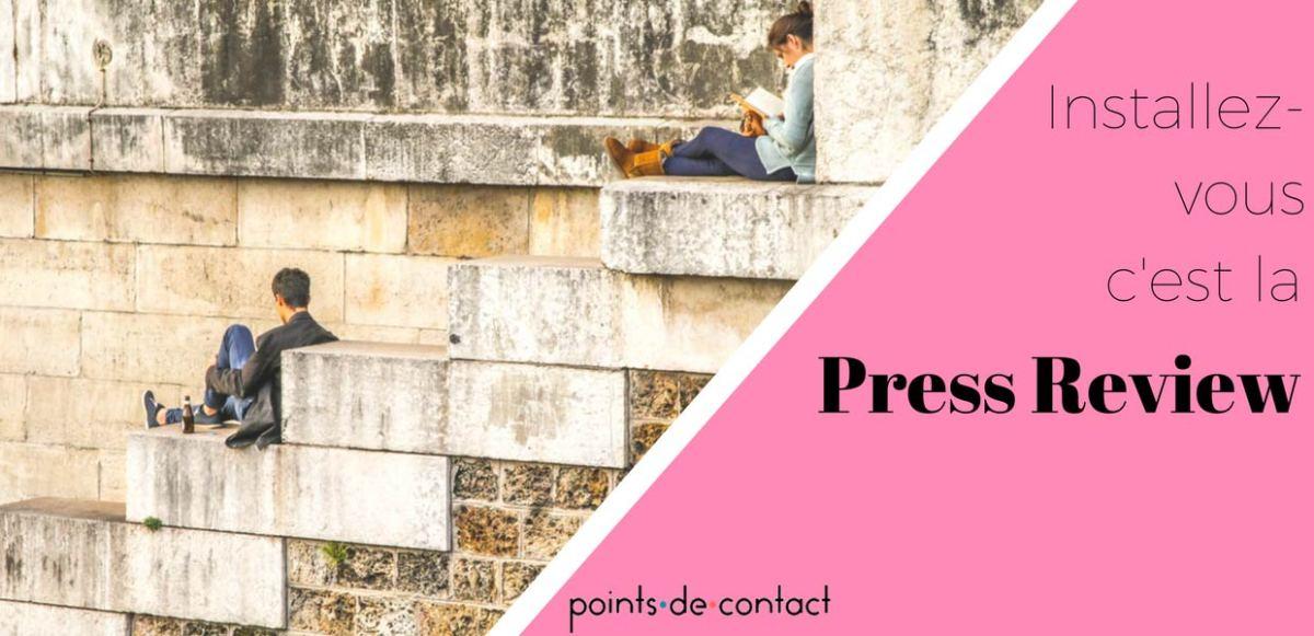 Revue de presse - 9/10/2017
