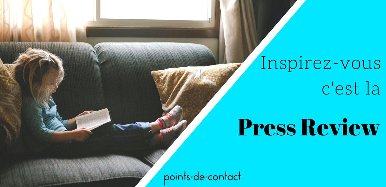 Press Review - Points de Contact