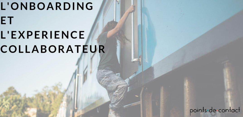 Onboarding Experience Collaborateur - Severine Loureiro
